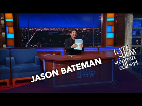 Thumbnail: The Late Show With Jason Bateman