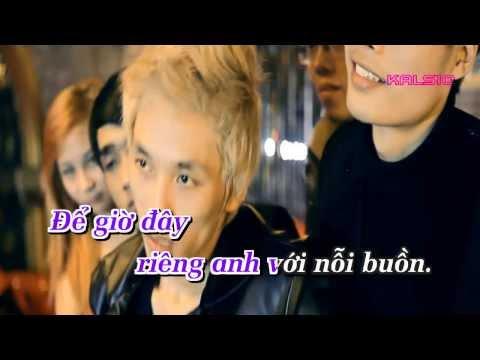 [Karaoke HD] XÓA HẾT - Du Thiên