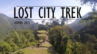 Trek to the Lost City | Ciudad Perdida | Colombia | GoPro Hero 4