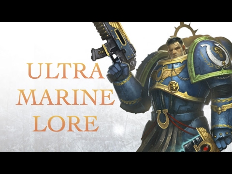 40 Facts and Lore on the Ultramarines Warhammer 40K