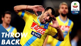 Goran Pandev: A Napoli v Lazio Story | Throwback | Serie A