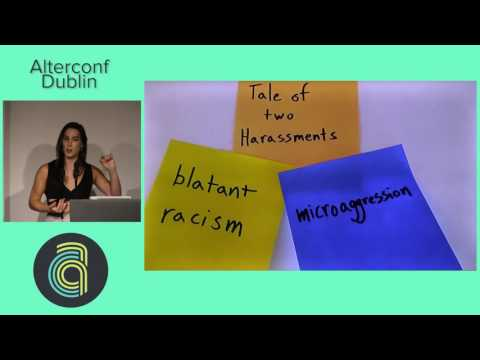 Alterconf Dublin 2016 - Safety in Online Spaces by February Keeney