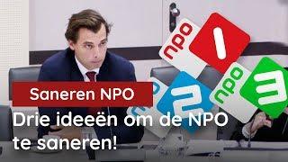 Drie ideeën van Baudet voor de NPO - Zou jij kijken?