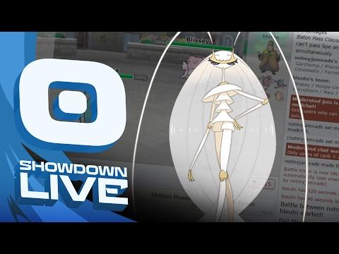 """SPECS PHEROMOSA"" Dugtrio Suspect Laddering #2 - Pokemon Sun and Moon! Showdown Live!"