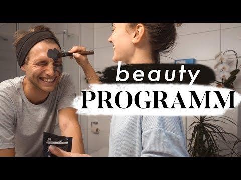 Lustiger Beauty Abend | so schön ist Deutschland | Gartenarbeit auf dem Balkon | Manda Vlog