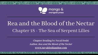 Chapter Reading: The Sea of Serpent Lilies