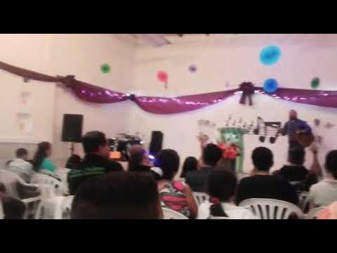 Jehová me Sostiene Daniel Ripoll y estrato siete | Todos Para Uno Ecuador Portoviejo sep/2017