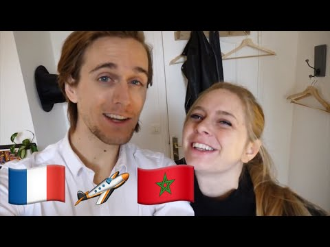 Versailles Apt. Tour & Flying to Morocco