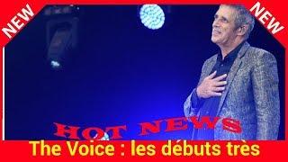 The Voice : les débuts très prometteurs du coach Julien Clerc