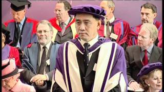 Winston Wong | Doctor of Science Honorary Degree Conferment | Imperial College London