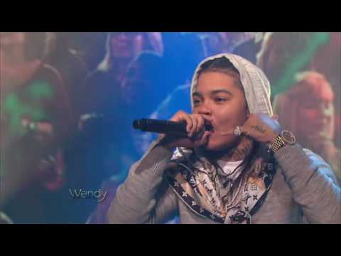Young M A  Performs Ooouuu