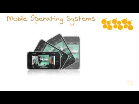 Mobile Operating Systems  (#24 - A+ 220-902)