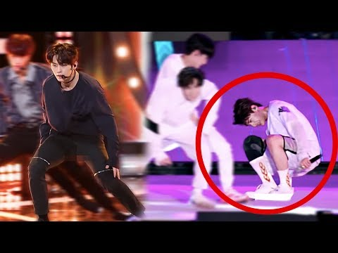 HOW STRAY KIDS HANDLE STAGE ACCIDENTS/MISTAKES