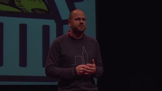 Ending food waste one beer at a time | Rob Wilson | TEDxExeter