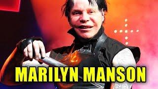 Борис Моисеев - The Nobodies (Marilyn Manson) [Русский клип]