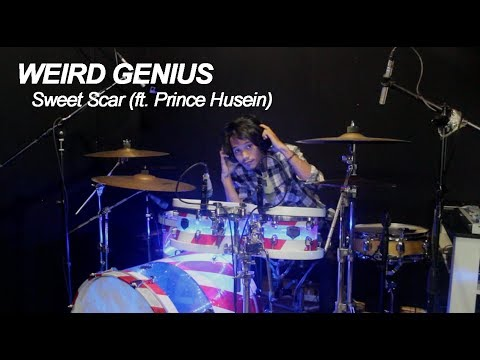 Weird Genius - Sweet Scar ft. Prince Husein (Drum Cover) Uciel Rizky