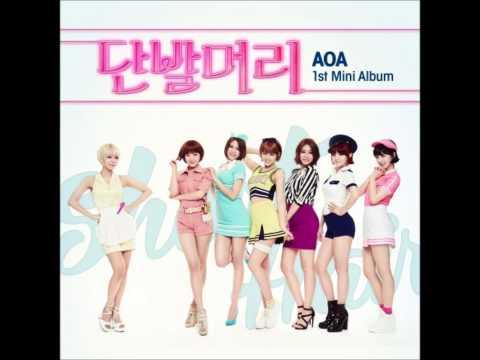 에이오에이 (AOA) - 단발머리 (Short Hair) OFFICIAL INSTRUMENTAL with lyrics