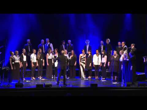 Jazzchor Freiburg: A Cappella II Compilation (official)