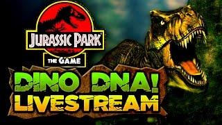 Jurassic Park: The Game - Dino DNA! Livestream