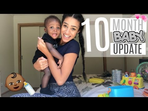 10 MONTH BABY UPDATE ♡ YOUNG MUM EDITION