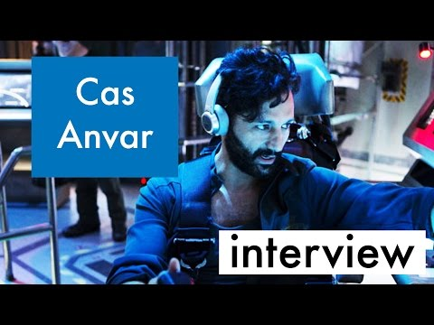 Cas Anvar on Why 'Expanse' Character Speaks Like a Texan