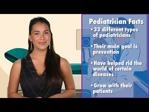 Did You Know - How Long It Takes To Become A Pediatrician