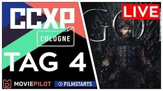 CCXP COLOGNE Tag 4 | Game of Thrones-Star LIVE auf der CCXP 2019
