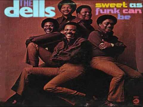 The Dells - Sweet As Funk Can Be LP 1972