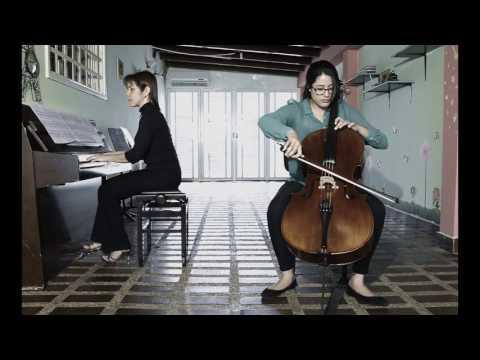 Rachmaninoff- Vocalise. Cello: Ysanai Miranda. Piano: Natalie Rojas.
