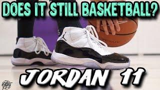 Does It Still Basketball? Air Jordan 11 Concord!