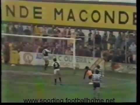 20J :: Varzim - 0 x Sporting - 2 de 1984/1985