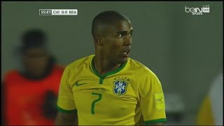 Douglas costa vs chile (away) (08/10/15) hd 720