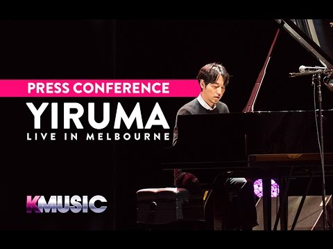 True definition of Yiruma's music (Live in Melbourne 2016)