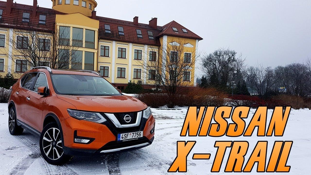 Nissan X TRAIL 2018 Tekna 2 0 dCi 177KM 4x4 test recenzja