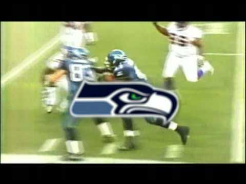 Seahawks: Leonard Weaver