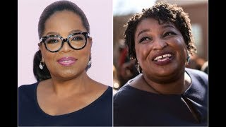 Insanely Bigoted Right-Wing Robocall Targets Oprah & Stacey Abrams