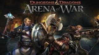 Dungeons & Dragons Arena of War: Pre-Registration Bonus & Debut Trailer