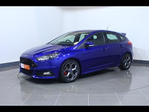 Ford Focus 2.0 TDCi ST-3 (s/s) 5dr