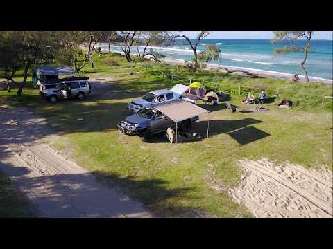 Beach Camping Coffs Harbour