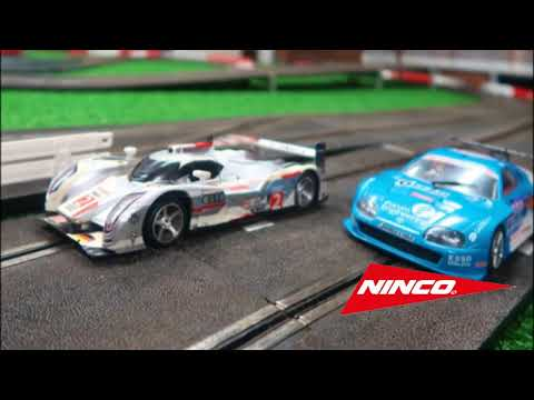 Slot Car set complete ( Ninco)