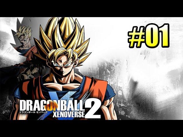 Dragon Ball: Xenoverse 2 (видео)