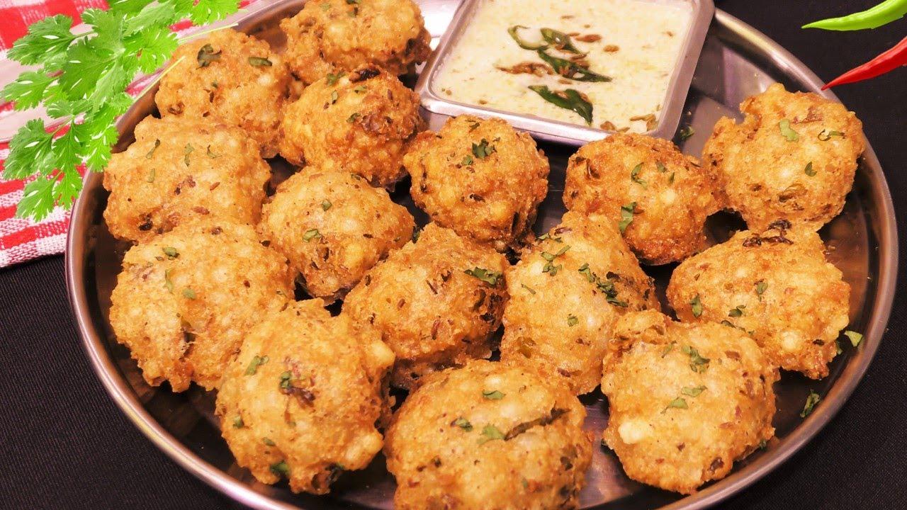जब व्रत में कुछ समझ न आये तो मिनटों में साबूदाने का नया नाश्ता जिसे रोज खाने का मन करेगा Vrat Recipe