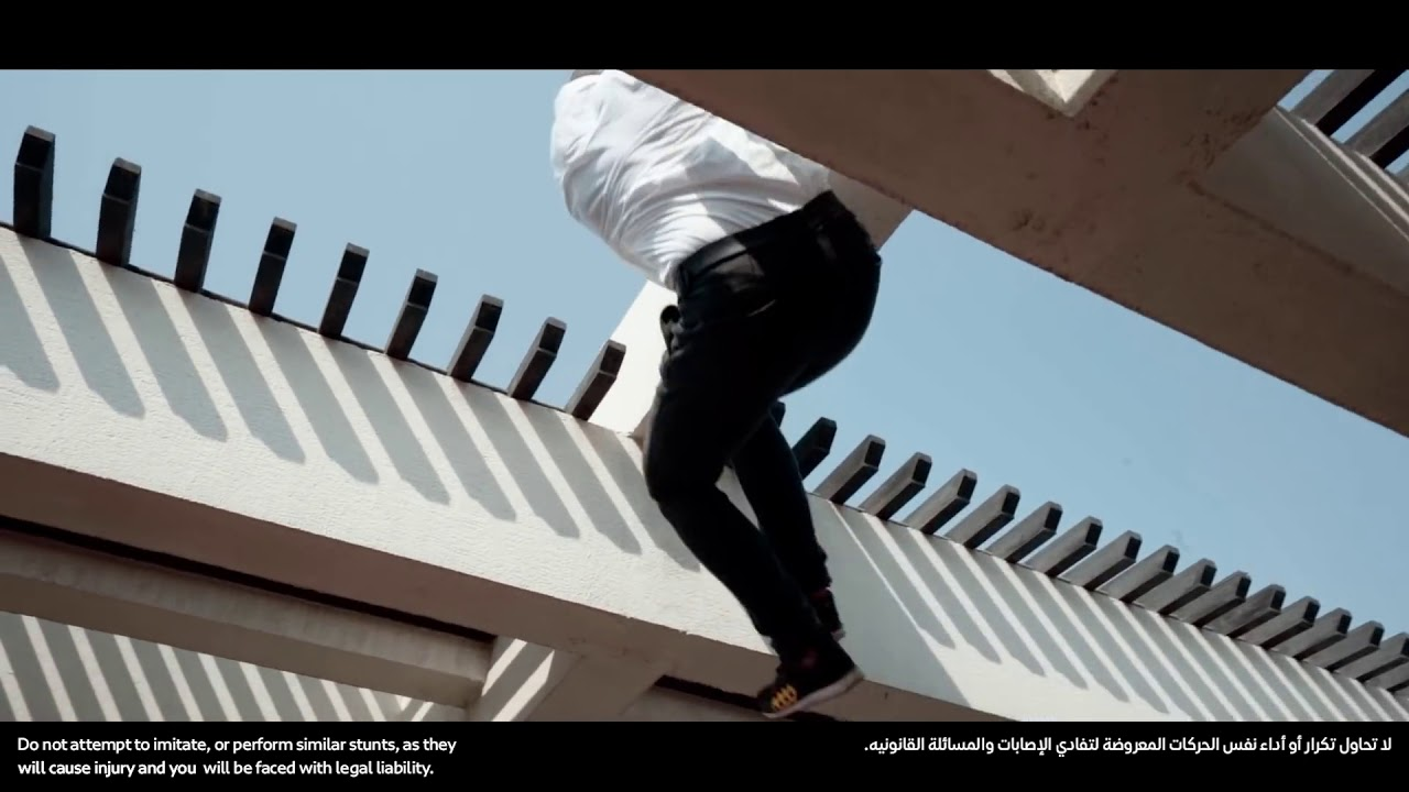 Shows & Performances 3 Parkour Dubai Abu Dhabi