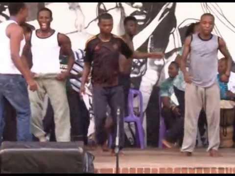RWANDA DANCE - FESTOUR
