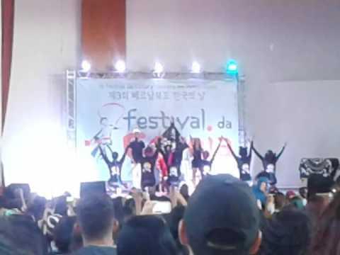 3° Festival da Coreia em Recife COVER CL HELLO BITCHES