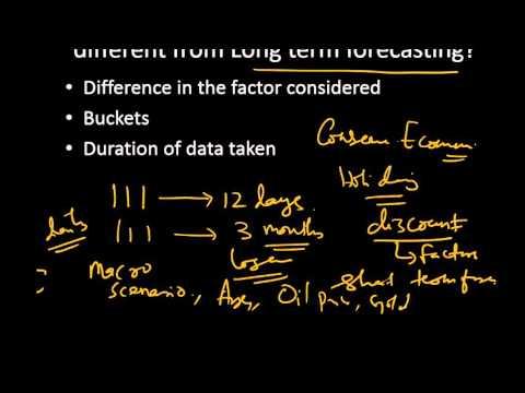 Analytics Interview| Forecasting | Predictive Modelling