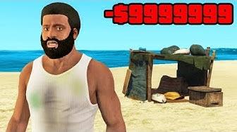 GTA 5 mit -$9.999.999 SCHULDEN spielen!