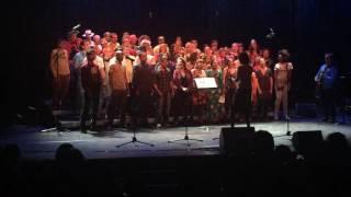 Jeevan chanté par Asim et choeur les faitouch, MPAA 15 avril 2016
