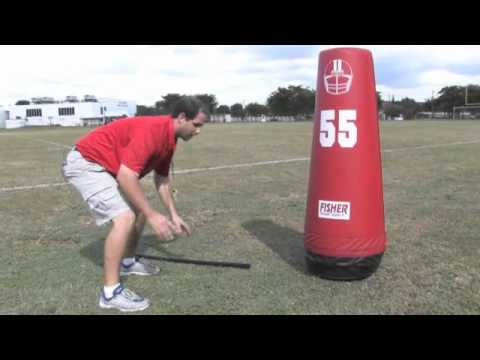 How to do Offensive Line Techniques - Football Tips