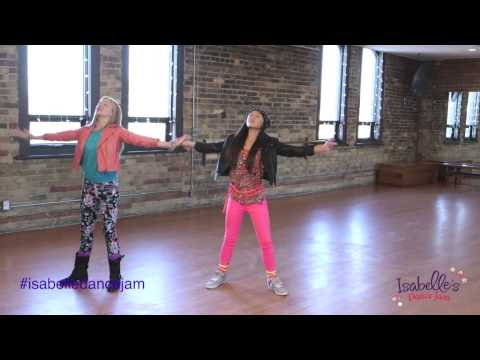 Learn Each Move! Isabelle's Dance Jam | American Girl